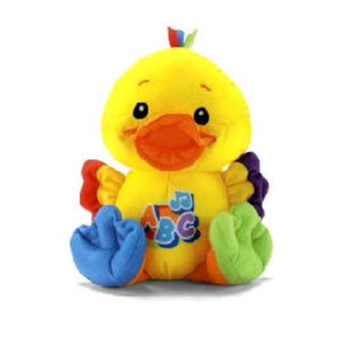 Fisher Price Musical Learning Duck - VERY CUTE & CUDDLY