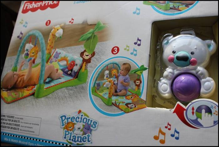 Fisher Price Precious planet
