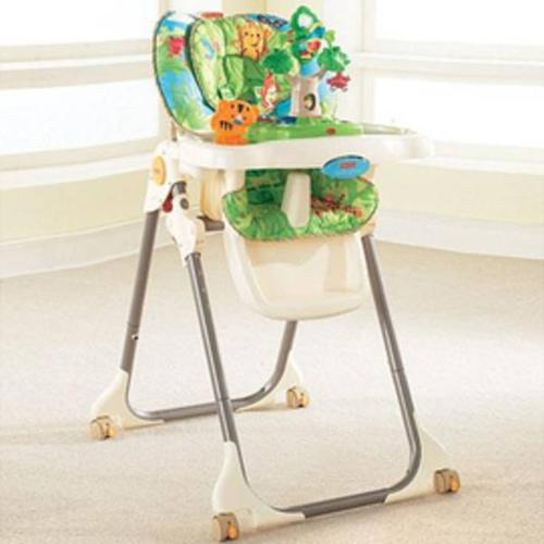 Fisher-Price Rainforest high chair