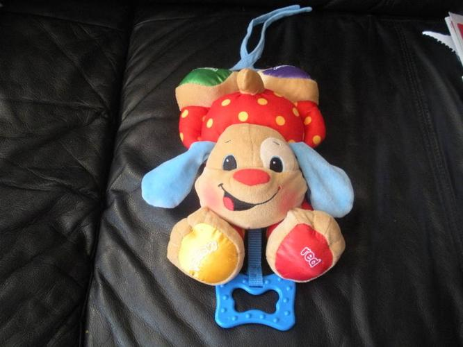 ***Fisher-Price Sing & Play Puppy (Laugh and Learn)- $20***