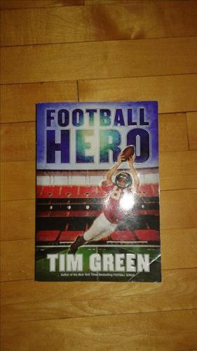 Football Hero book