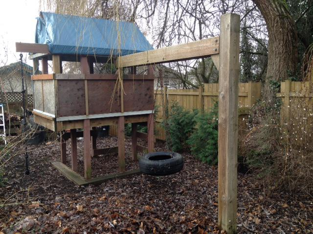 FREE: Childrens Play Structure