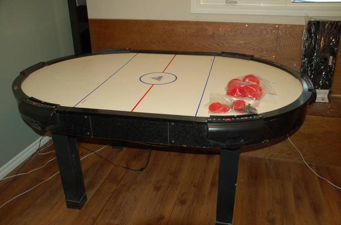 Full Size Air Hockey Table-Great Christmas Idea!
