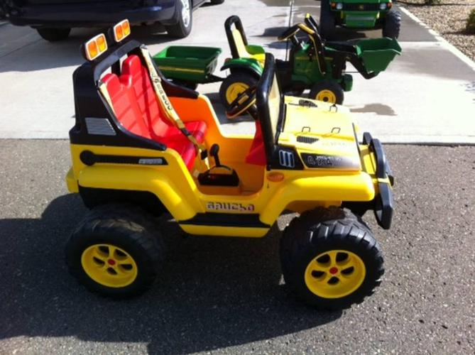 Peg Perego Gaucho Jeep Battery : Gaucho jeep v for sale in red deer alberta baby is coming