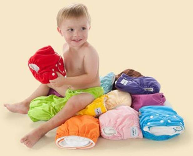 Gently Used Cloth Diapers - Stash For Cash