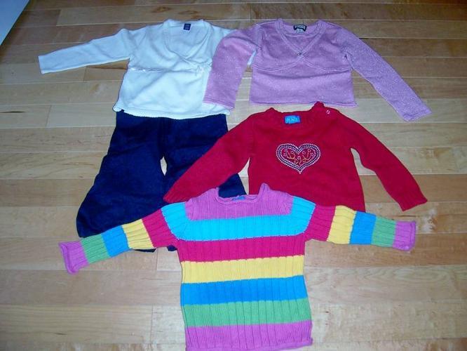 Girls Clothing Lot - Gap & Children's Place