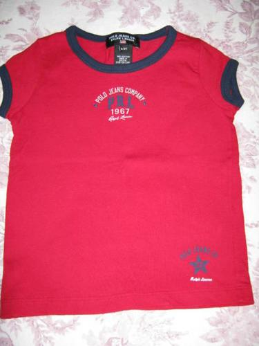 Girl's Ralph Lauren Shirt - New without tags (size 3)