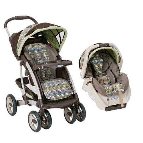 Graco Hamilton Travel System Stroller And Carseat Accessories