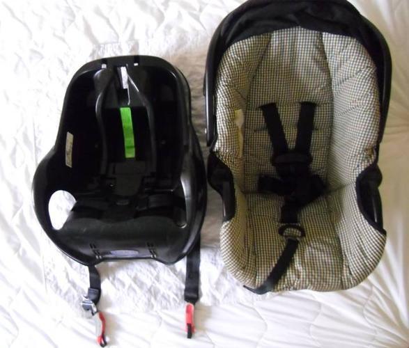 GRACO Infant Car Seat & Base - SOLD