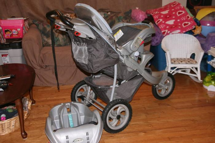 graco jogging stroller for sale excellent condition 3100277