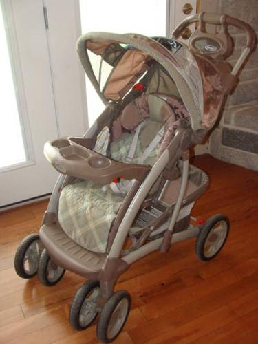 Graco Stroller Bermuda Quattro Tour Deluxe For Sale In Westmeath