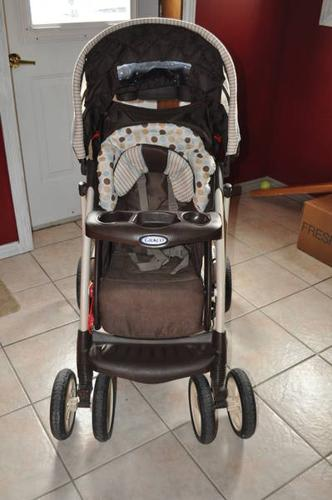 Graco Stroller With Infant Car Seat And Base For Sale In