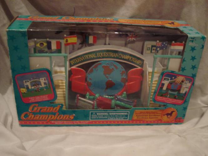 Grandon Champion child's play set