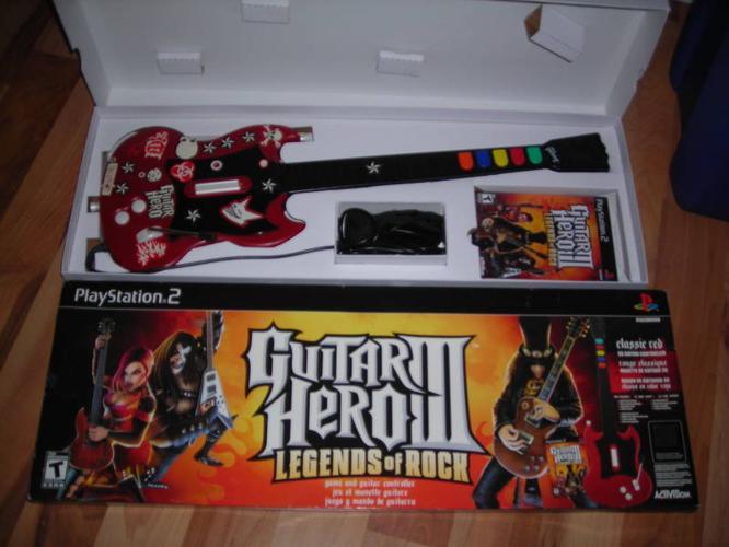 GUITAR HERO...PS2