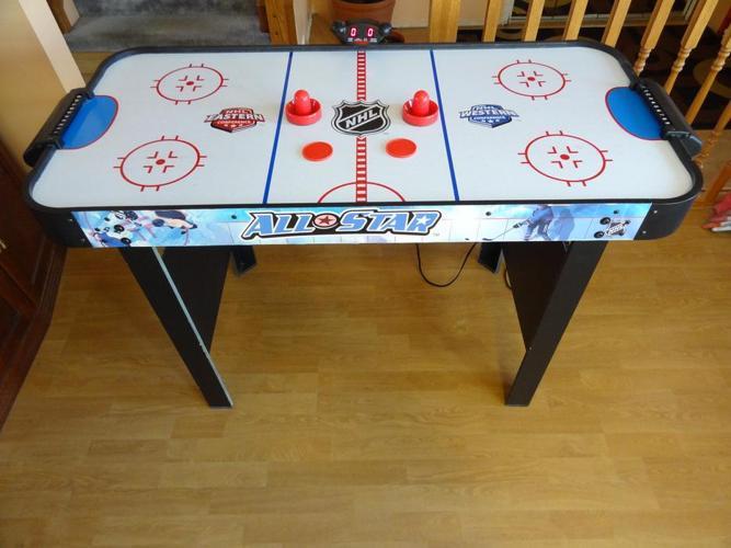 Halex NHL All Star Air Hockey Table