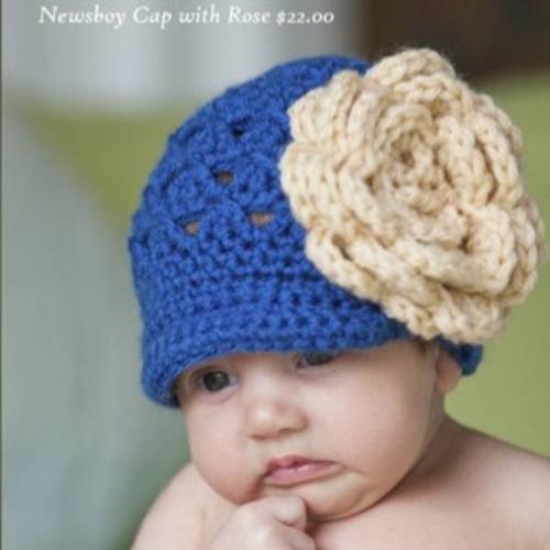 Handmade Crocheted Hats
