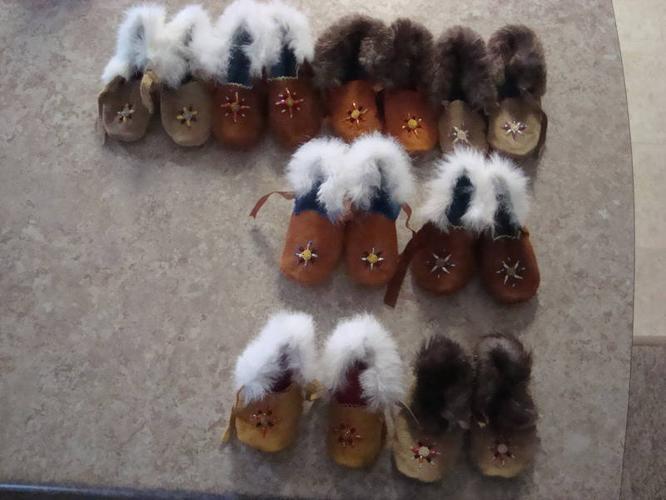 Handmade slippers