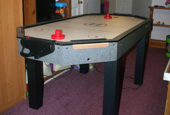 Charmant Harvard Air Hockey Table Up To 6 Players