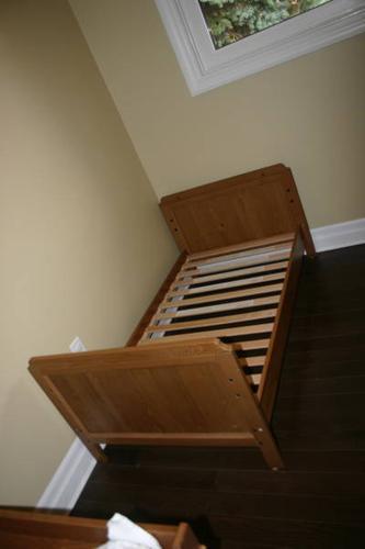 "Ihram Kids For Sale Dubai: Ikea ""Leksvik"" Convertible Bedroom Set For Sale In Barrie"