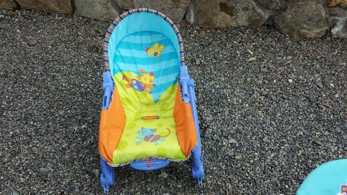Infant/toddler seats