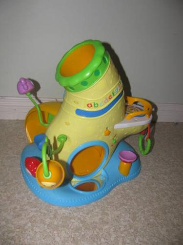 Interactive Baby learning toy