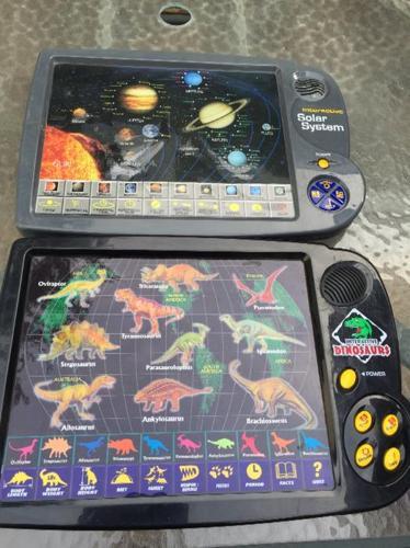 Interactive Dinosaurs & Solar System