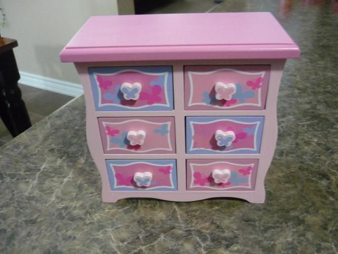 Jewellery Box for Kids