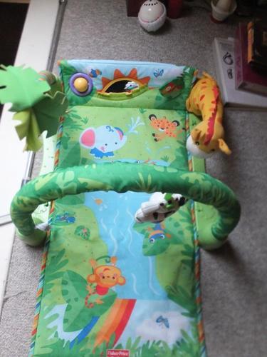 Jungle Themed Baby Playmat