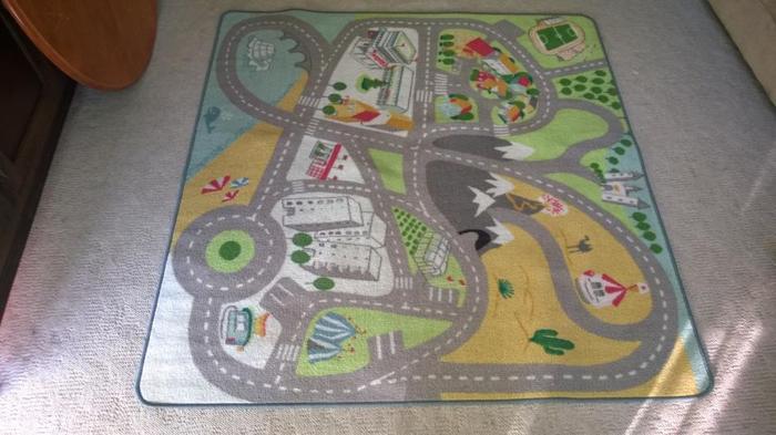 Kids Roads Carpet
