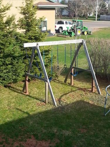 Kids Swingset