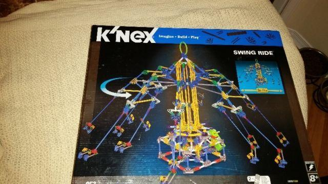 Kinex Swing Ride Building Set...Never Used, Never Opened