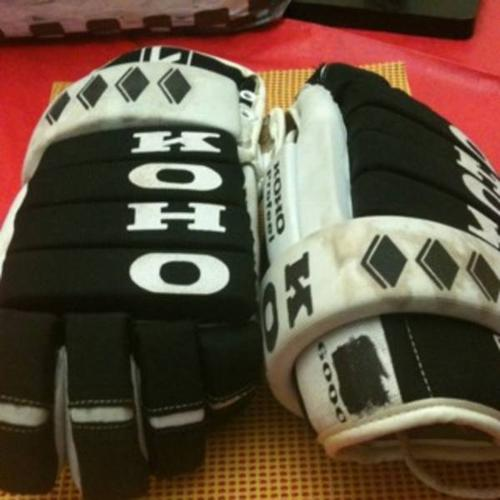Koho hockey gloves