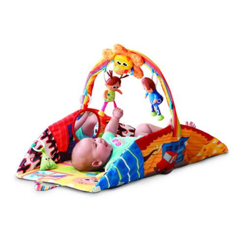 LAMAZE 3 IN 1 PLAYMAT GYM(REDUCED FOR QUICK SALE)