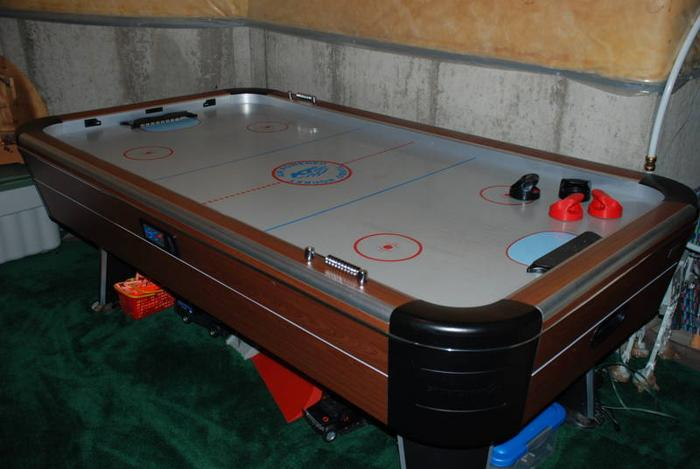 Large Air Hockey Table   KT SPORTS