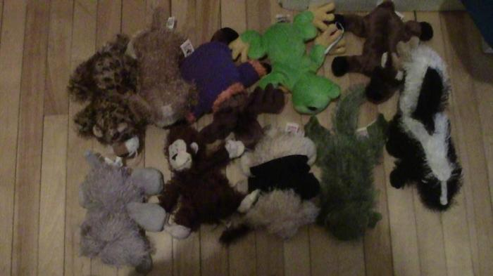 Large Collection of Webkinz for Sale - $5+ per Webkinz