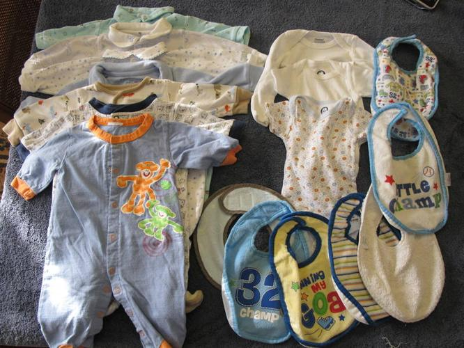 LARGE LOT OF BABY CLOTHING!! - Over 140 items, just $100!