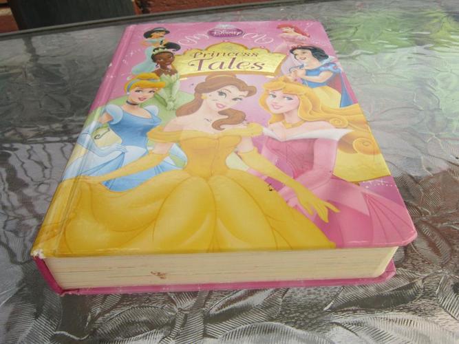 Large Princess Tales Book