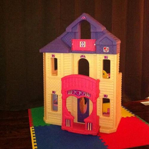 Large Step 2 Barbie Doll House For Sale In Burlington Ontario