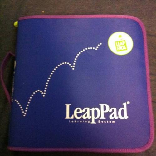 Leap Frog Learning System