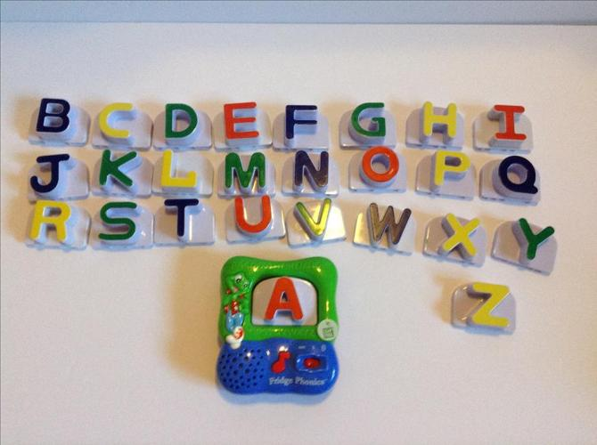 Leap Frog letter toy for sale in Osgoode, Ontario - Baby is Coming