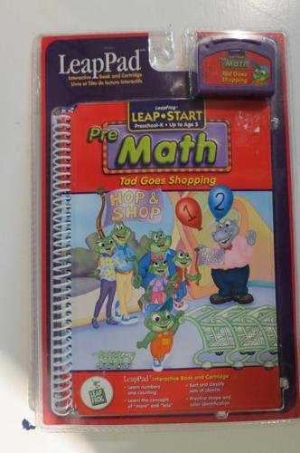 Leap Frog Math game - New