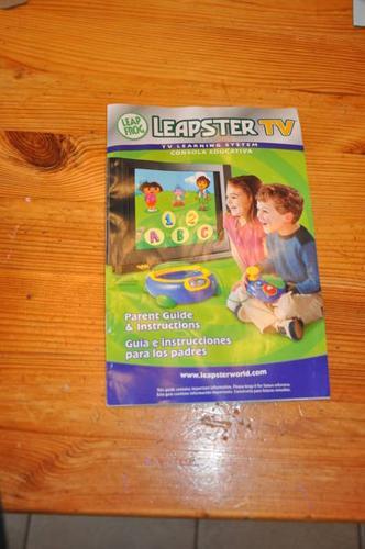 LeapFrog Leapster TV Learning System