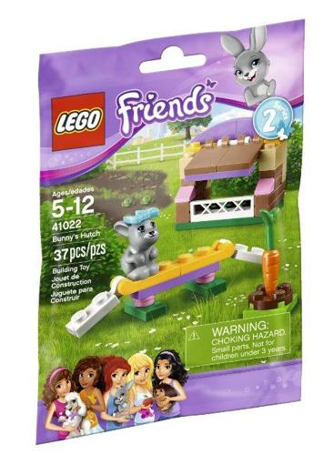 Lego Friends - Bunny's Hutch