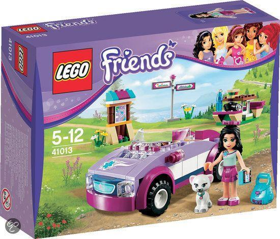 Lego Friends - Emma's Sports Car