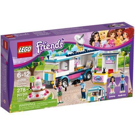 Lego Friends - Heartlake News Van