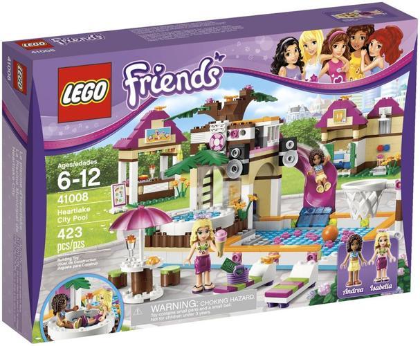 Lego Friends - Heartlake Swimming Pool