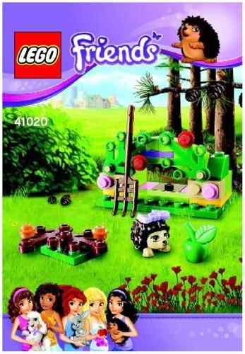 Lego Friends - Hedgehog Hideaway