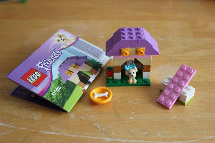 Lego Friends Puppy's Playhouse #41025