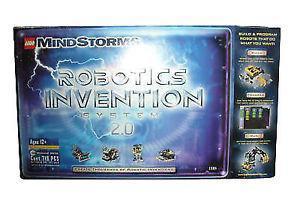 Lego Mindstorms 2.0