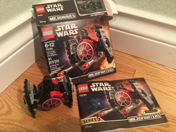 LEGO STAR WARS SET - TIE FIGHTER MICROFIGHTER